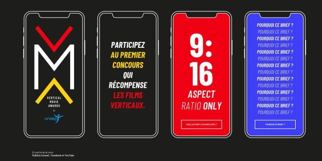 UNISEP et Publicis Conseil lancent le premier concours français du film vertical