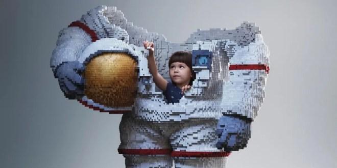 LEGO accompagne la créativité des enfants pour construire leur avenir