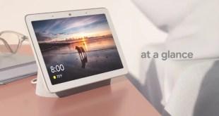 Google Home Hub : un nouvel écran connecté sur le marché