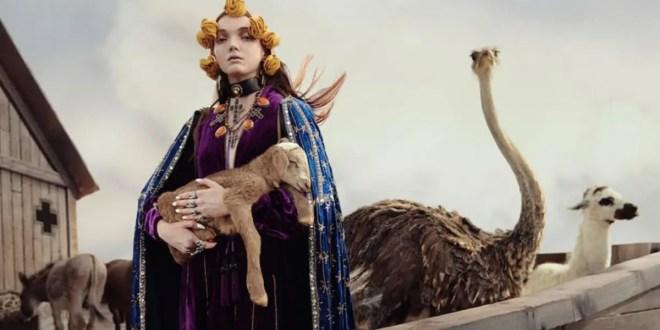 Gucci recrée l'Arche de Noé dans sa nouvelle campagne et c'est splendide