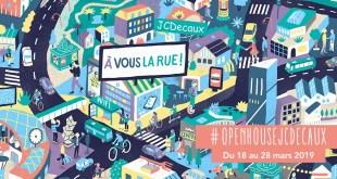 L'Open House JCDecaux revient pour une seconde édition du 18 au 28 mars 2019