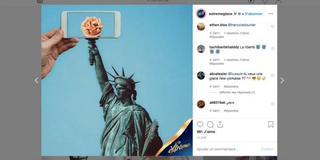 Extrême va vous faire saliver avec sa stratégie de contenus sur Instagram