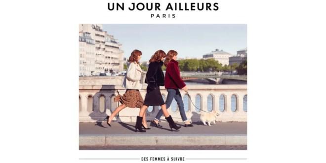 Une nouvelle plateforme de marque pour «Un Jour Ailleurs» avec Josiane