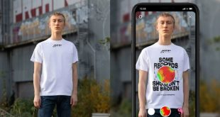 Personnalisez votre t-shirt avec la réalité augmentée Instagram !