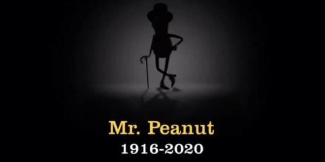 Planters annonce la mort de Mr.Peanut à l'âge de 104 ans