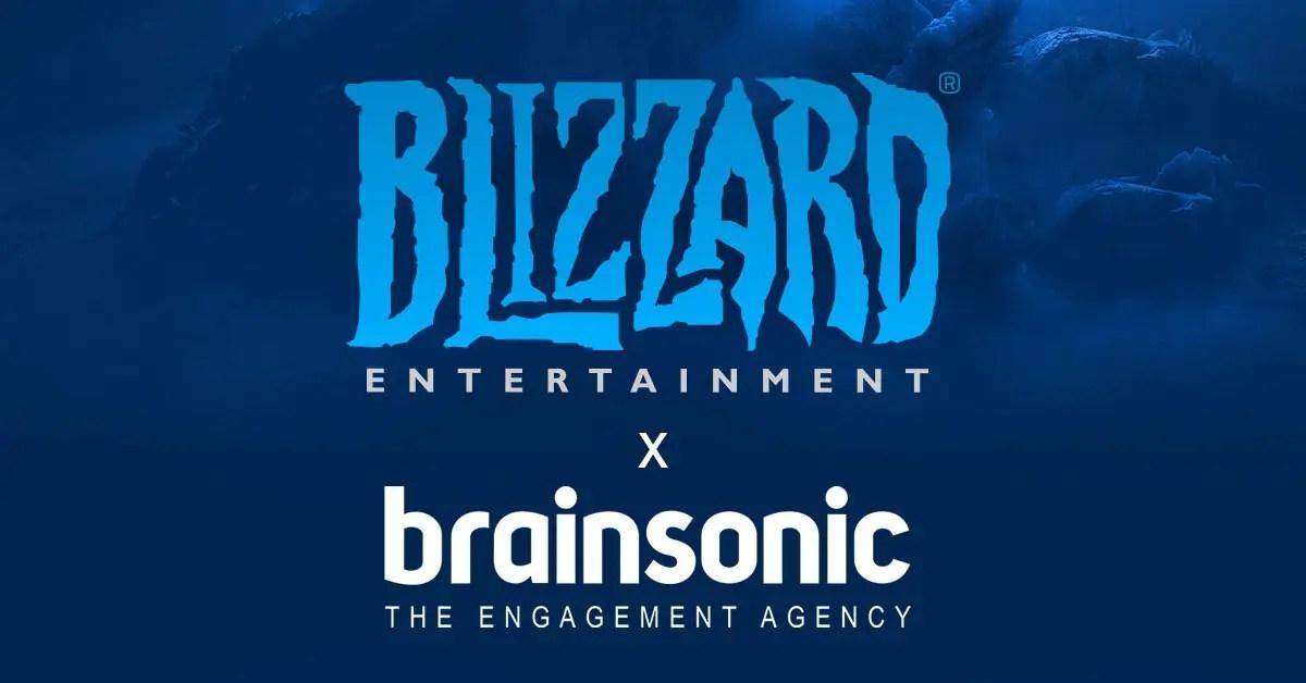 logo blizzard et brainsonic