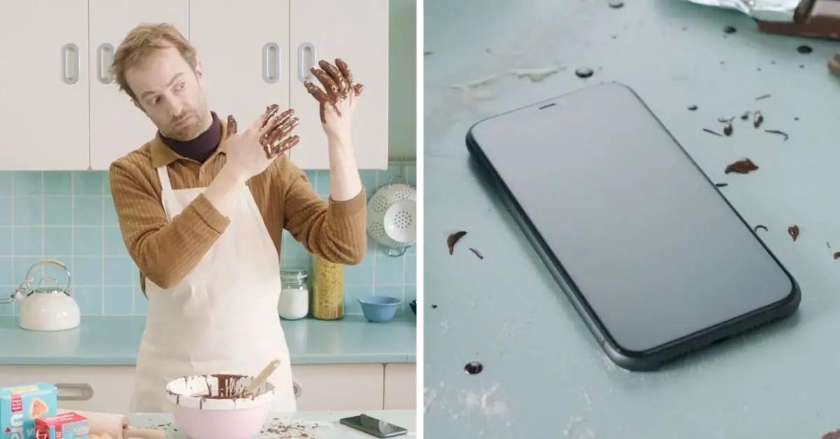 pastule-chocolat-cuisine-smartphone