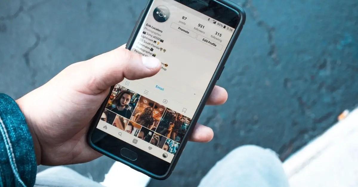 instagram-telephone