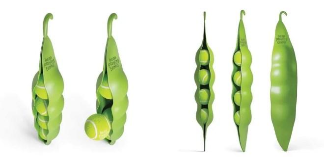 Un concept de packaging créatif pour vos balles de tennis