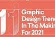 Infographie et design : 11 tendances graphiques pour 2021 !