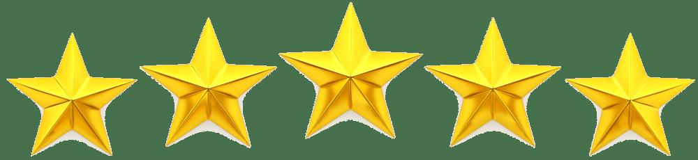 05 estrelas serviço de mentoria de Jaian Bahia