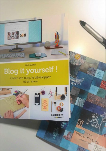 Couverture du libre Blog it yourself