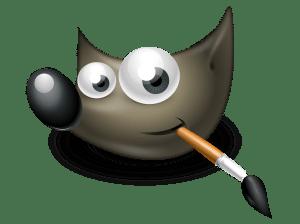 logo de GIMP2