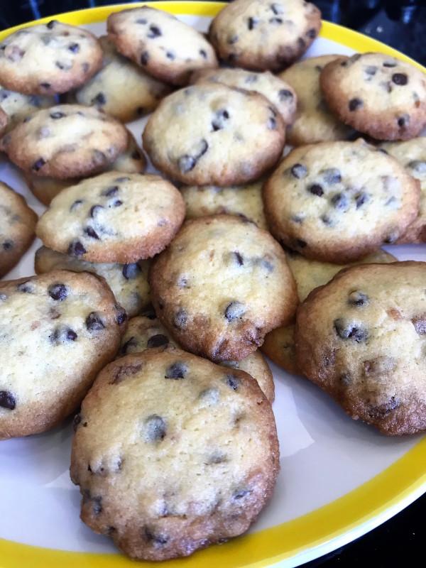 cookies chocolat & caramel