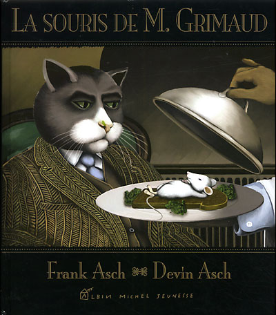 La souris de M. Grimaud