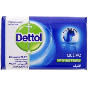 Dettol Anti Bacterial Active Soap