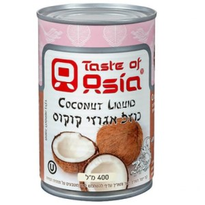 Coconut Liquid 400 ML.