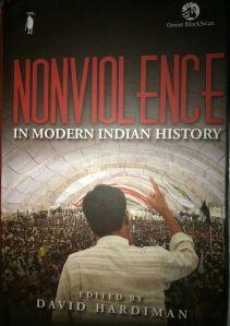 Noviolencia en la historia de la India moderna