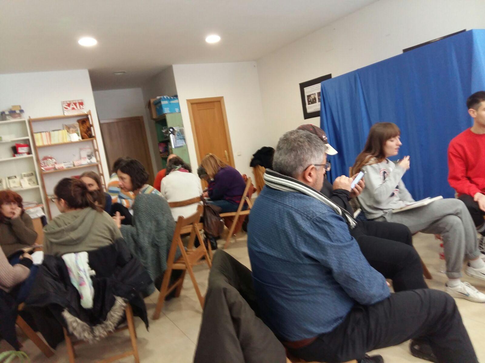 Marzo: asamblea Jai Jagat España