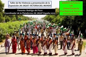 Pamplona: Taller de noviolencia