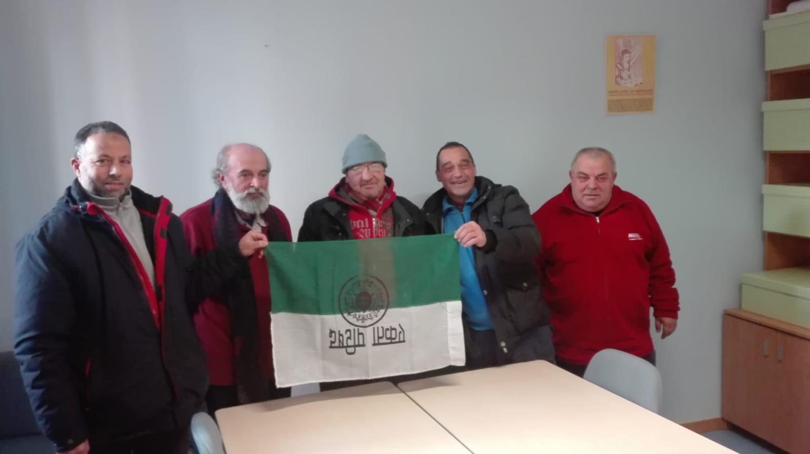 Nuevo grupo JaiJagat de Personas Sin Hogar
