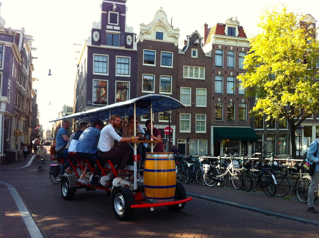 weekend-Amsterdam