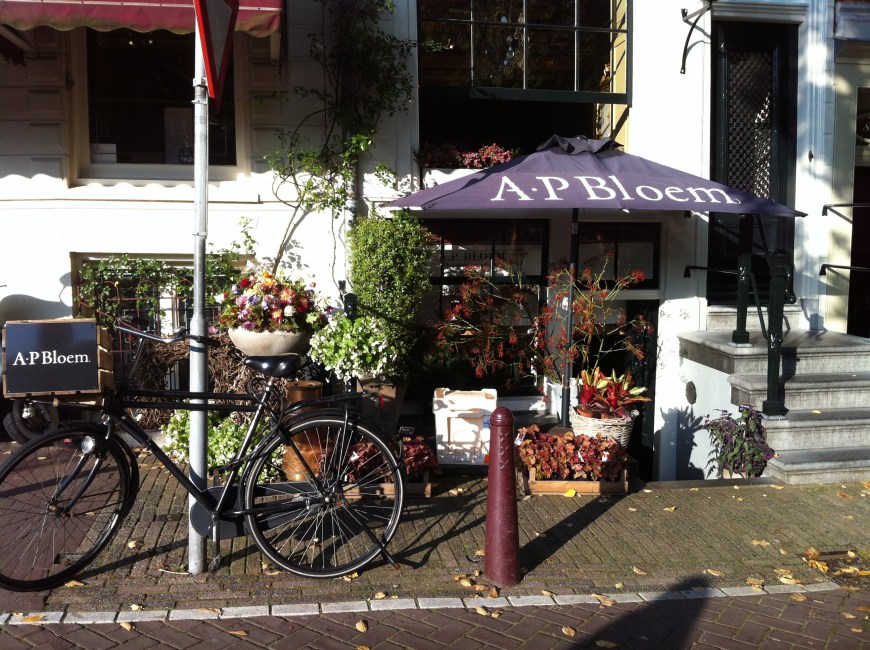 Fleuriste Amsterdam