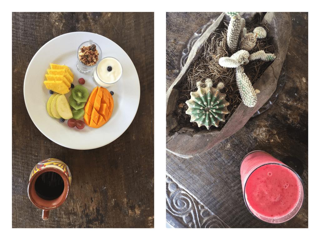 Tulum-food