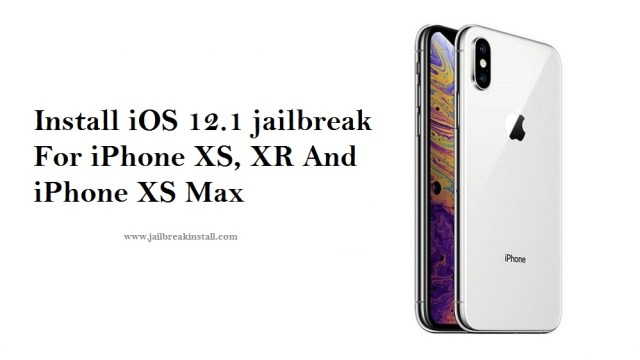how to jailbreak iOS 12.1