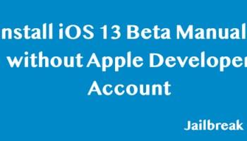 Download iOS 13 Beta IPSW [Direct Download Links]