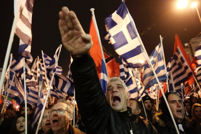 Greece Far Right