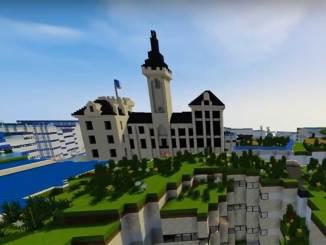 Angoulême Minecraft