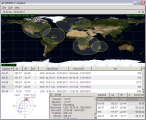 Gpredict screenshot