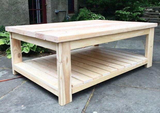 Habitat Coffee Table Free Plans - Jaime Costiglio on Coffee Table Plans  id=38955