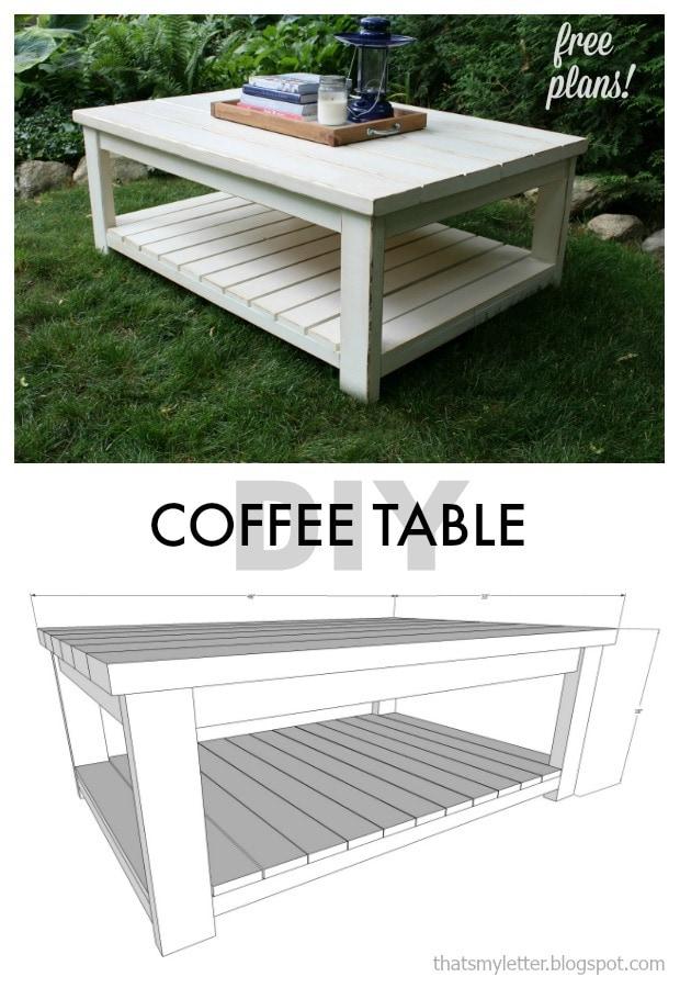 Habitat Coffee Table Free Plans - Jaime Costiglio on Coffee Table Plans  id=31682