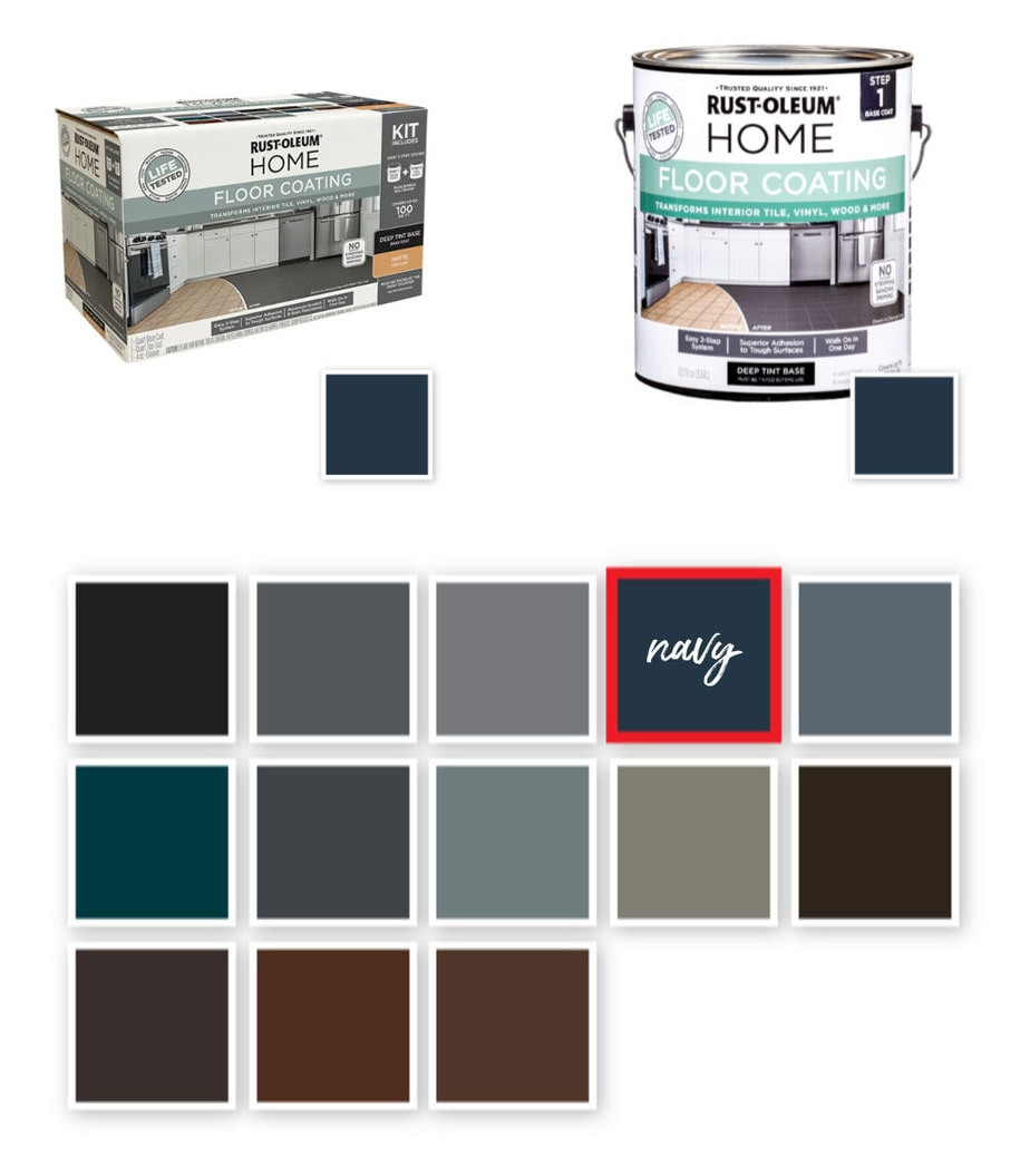 painting tile floors jaime costiglio