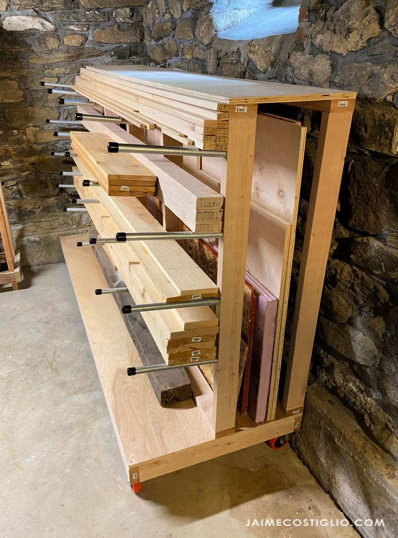 lumber rack plans jaime costiglio