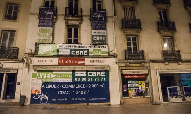 Dijon, l'incontestable dynamique commerciale
