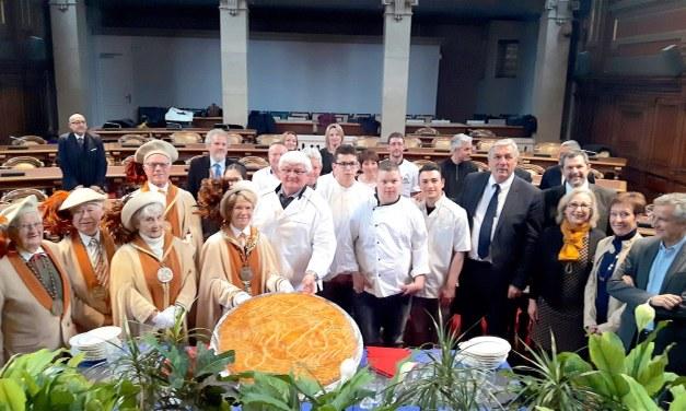 Galette des rois des boulangers et pâtissiers de Côte-d'Or