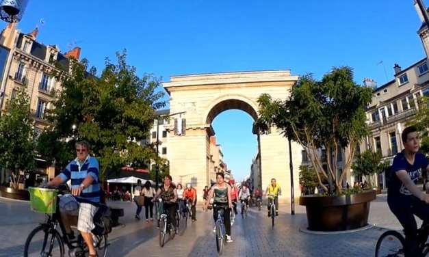 Vélo : Dijon et Besançon parmi les villes les plus cyclistes