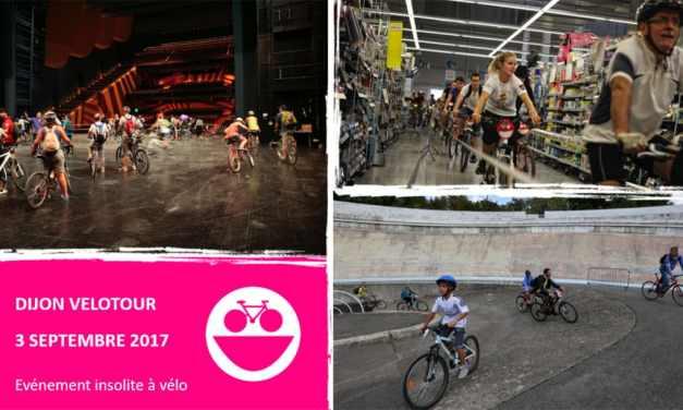 Vélotour Dijon 2017 : la billetterie est ouverte