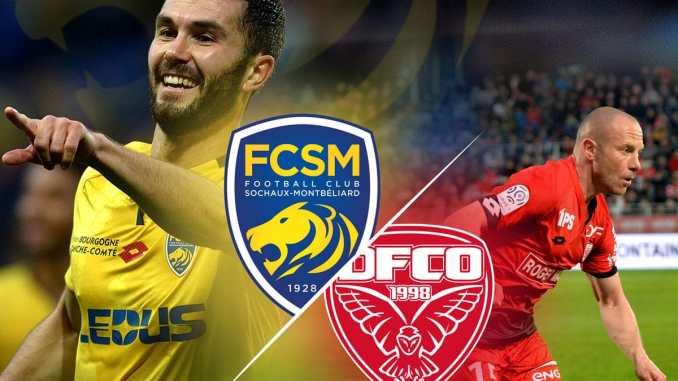 Match amical FCSM - DFCO