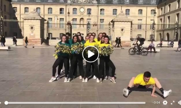 200 étudiants en médecine de Dijon au plus grand tournoi omnisport de France
