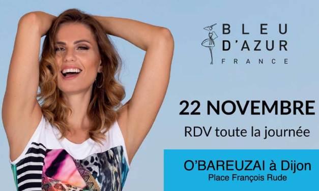 Vente à domicile : la marque de mode BLEU D'AZUR recrute à Dijon !