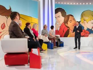 Plateau émission les Z'amours France 2
