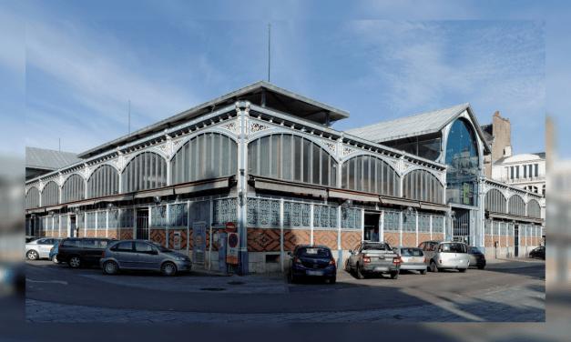 Les Halles de Dijon seront-elles élues plus beau marché de Bourgogne ?