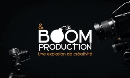 & Boom Production : une nouvelle association aux multiples projets