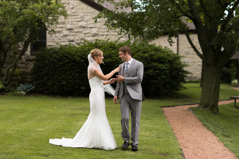 first-look-wedding-outside