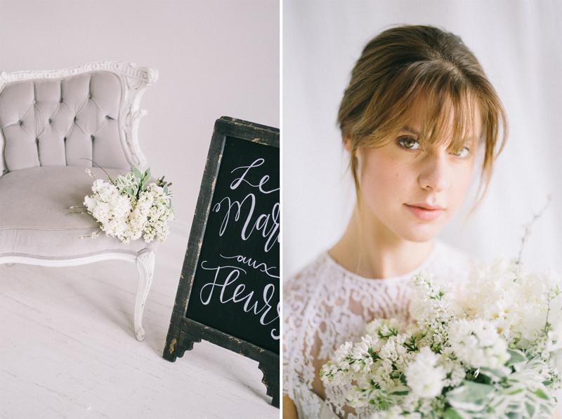 Minneapolis Parisian inspired wedding