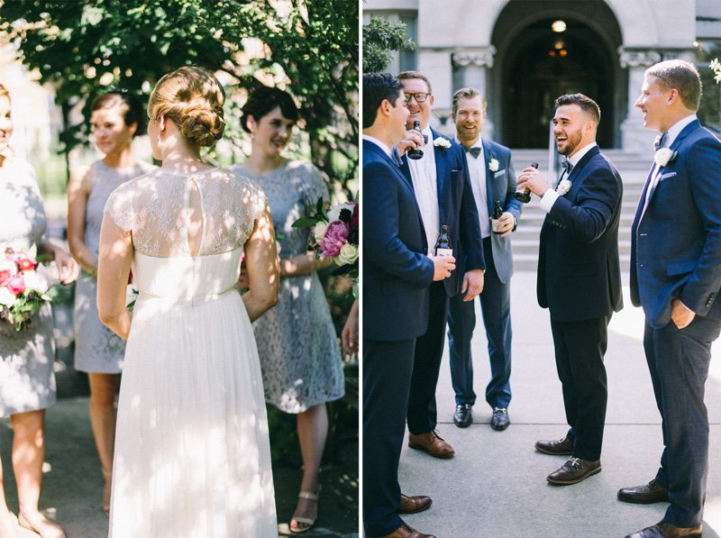 American Swedish Institute wedding Minneapolis